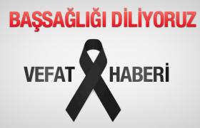 Konya 7 Nolu ASHİ 'de Görevli Prm.Naciye BÜYÜKADAM `ın Babası vefat etmiştir.