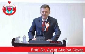Prof. Dr. Aytuğ Atıcı'ya Cevap
