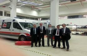7/24 Çalıştığımız Ambulansların Üretimini Yerinde İnceledik