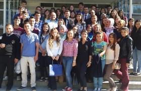 Paramedik Bölümü Öğrencilerine Krikotomi ve İntraosseöz Girişim Eğitimi