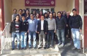 EKG Eğitim Günleri Isparta Süleyman Demirel Üniversitesinde yapıldı.
