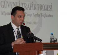 112 ASH Daire Başkanımız Sn.Dr.Fazıl İNAN'a Görevinde Başarılar Dileriz